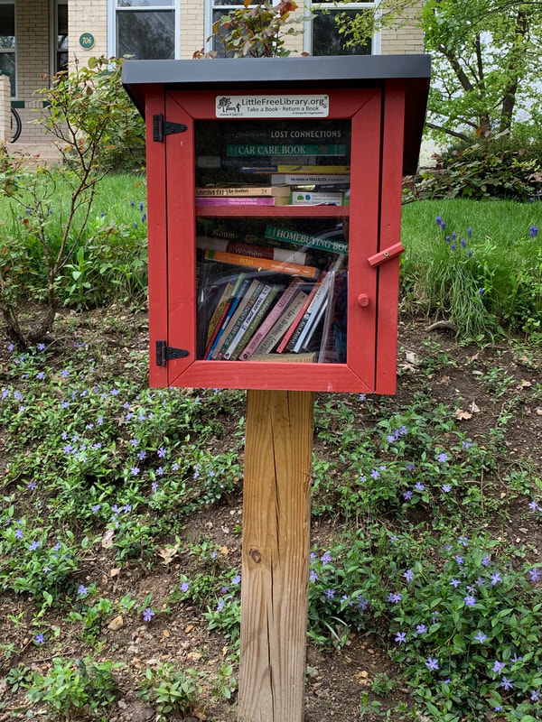 Little Red Free Library